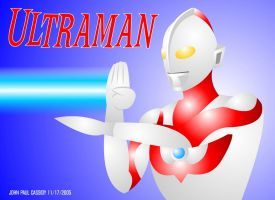 Ultraman 2005 by ryuuseipro