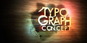 typograph concept by ndrewblack
