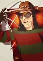 Freddy Krueger by metalsan