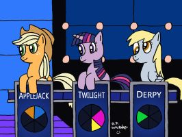 My Little Pony: America Plays by DJgames
