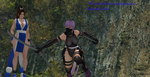 Ayane the Kunoichi 5 by Zapzzable100