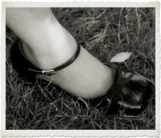 Foot by angelbabiau
