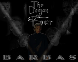 Barbas, Demon of Fear WP by touch-of-jade