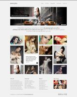Minimal PhotoFolio WP Theme by princepal