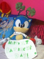To: you! From: Sonic. by shadarialover04