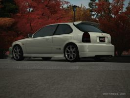 Honda_Civic_Type_R_Tuned_GT4 by xatzis5000