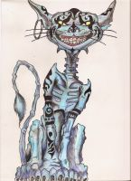 American Mcgees Cheshire Cat by A-Brother-Grimm