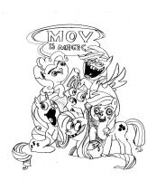 MOV is magic by Bronytrainman