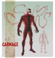 USM: CARNAGE by Jerome-K-Moore