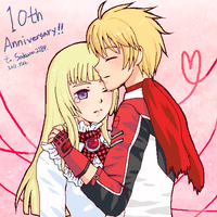 Request: Leo x Lili by fiomama