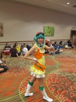 Gumi Megpoid(2) at A-kon23 by Death-the-Girl88