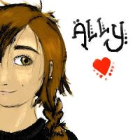 Ally screenshot by KittyNamedAlly