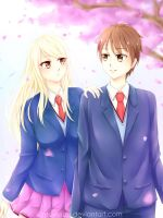 Mashiro to Sorata (New) by mayuuzu