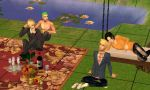 Sims 2 - One Piece picnik by SuperSims2