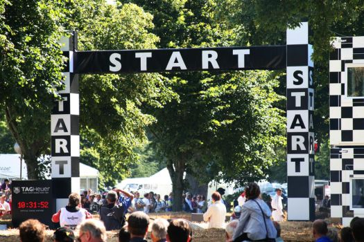 Goodwood Festival of Speed 2011 - Start by JimChuD
