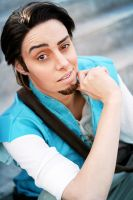 Hi, my Name is Rider, Flynn Rider by Nikoschka
