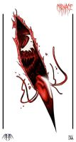 Carnage Tattoo by alan47