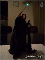 Welcome Severus!! by BeautifulLucifer