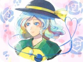 koishi-chan by grimay