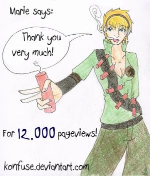 12000 pageviews by konfuse