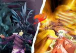Mavis Vermillion vs. Zeref, pokemon battle? by Glacegon