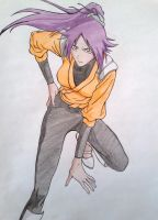 Yoruichi by SheWolfShadow