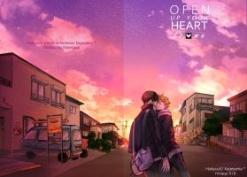 Open up Your Heart to Me (doujin) by Pastenaga