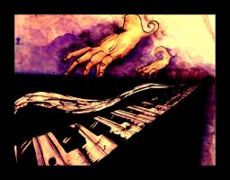 The Pianists -old by Dragonfirejlk