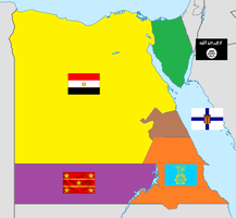 Balkanization of Egypt by 3D4D