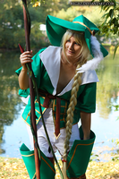 COSPLAY: Yunan 2 by regzo