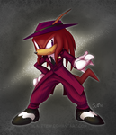 Zoot Suit Knuckles by BlazeTBW