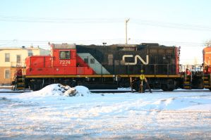 CN GP9 by 914four