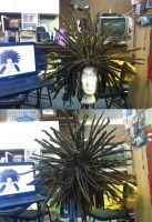 Hagakure Wig Dangan Ronpa by Phantom-Shadow