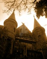 Old ?vampire? castle by Tuile-jewellery