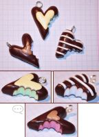 clay hart-shapped chocolates 2 by cihutka123