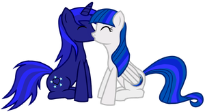 Love Birds by Daedric-Pony