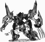 SteelJaw by Kainsword-Kaijin