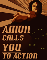 Amon wants YOU by Zekfir