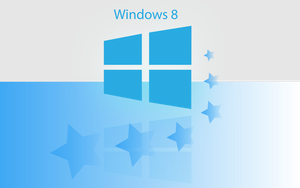 Windows 8 Wallpaper Stars by DerpyWings