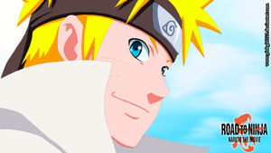 naruto uzumaki-road to ninja by PinkGirl123