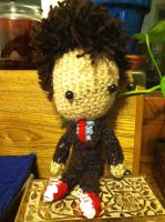 10th Doctor Amigumuri by monstermelissa