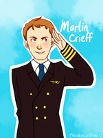 captain crieff by 8biit
