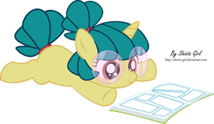 Paper Dreams - Filly by Shinta-Girl