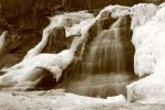 Waterfall Ice Blur 2 by DaraGallery