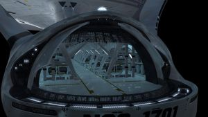 Enterprise (post STID) Hangar 2 by The-Didact