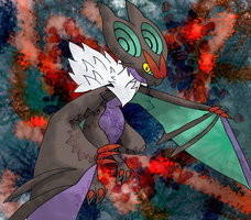 Noivern by Macuarrorro
