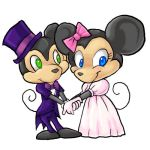 Married Mice by DiamondInTraining