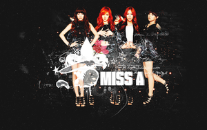 Miss A Goodbye Baby Wallpaper by Your-luv