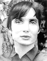 Cillian Murphy by ObnoxiousTeaCup