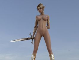 Queen of The Hill by HitmanX3Z